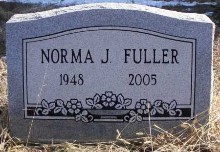 FULLER, NORMA J. - Faulkner County, Arkansas | NORMA J. FULLER - Arkansas Gravestone Photos