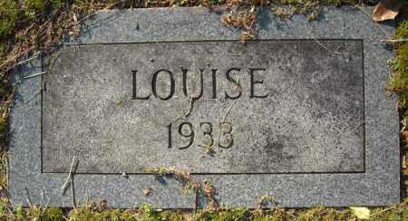 FULMER, LOUISE - Faulkner County, Arkansas | LOUISE FULMER - Arkansas Gravestone Photos