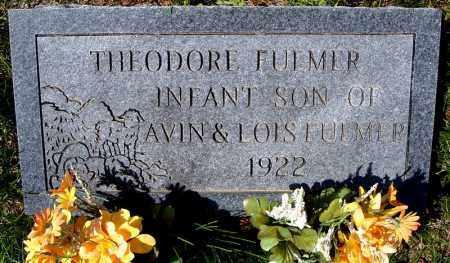 FULMER, THEODORE - Faulkner County, Arkansas | THEODORE FULMER - Arkansas Gravestone Photos