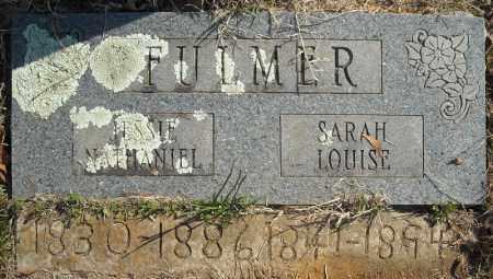 FULMER (VETERAN CSA), JESSIE NATHANIEL - Faulkner County, Arkansas | JESSIE NATHANIEL FULMER (VETERAN CSA) - Arkansas Gravestone Photos