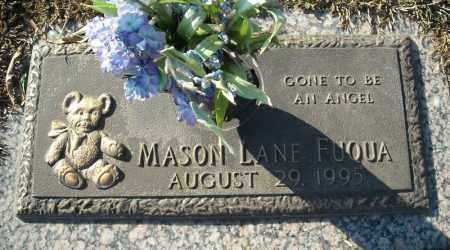 FUQUA, MASON LANE - Faulkner County, Arkansas | MASON LANE FUQUA - Arkansas Gravestone Photos
