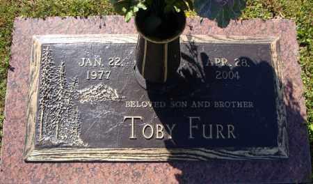 FURR, TOBY - Faulkner County, Arkansas | TOBY FURR - Arkansas Gravestone Photos