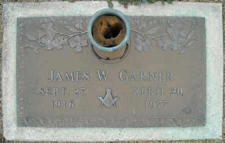 GARNER, JAMES W. - Faulkner County, Arkansas   JAMES W. GARNER - Arkansas Gravestone Photos