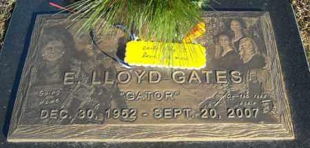 GATES, E. LLOYD - Faulkner County, Arkansas | E. LLOYD GATES - Arkansas Gravestone Photos