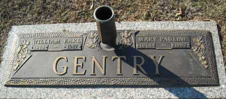 GENTRY, MARY PAULINE - Faulkner County, Arkansas | MARY PAULINE GENTRY - Arkansas Gravestone Photos