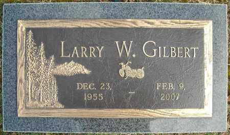 GILBERT, LARRY W. - Faulkner County, Arkansas | LARRY W. GILBERT - Arkansas Gravestone Photos