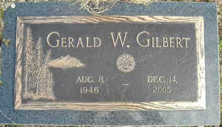 GILBERT, GERALD W. - Faulkner County, Arkansas   GERALD W. GILBERT - Arkansas Gravestone Photos