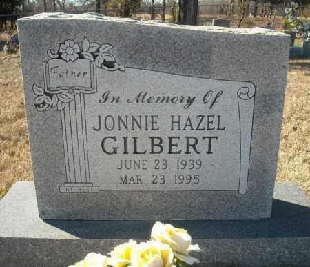 GILBERT, JONNIE HAZEL - Faulkner County, Arkansas   JONNIE HAZEL GILBERT - Arkansas Gravestone Photos