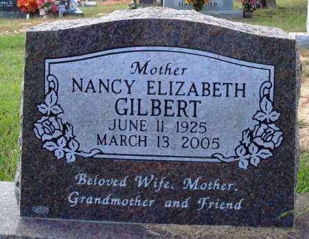 GILBERT, NANCY ELIZABETH - Faulkner County, Arkansas   NANCY ELIZABETH GILBERT - Arkansas Gravestone Photos