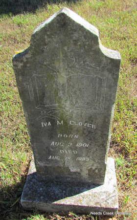 GLOVER, IVA M. - Faulkner County, Arkansas | IVA M. GLOVER - Arkansas Gravestone Photos