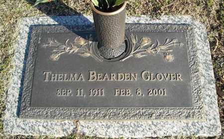 GLOVER, THELMA - Faulkner County, Arkansas | THELMA GLOVER - Arkansas Gravestone Photos