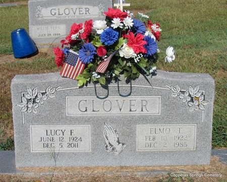 GLOVER, LUCY FAY - Faulkner County, Arkansas | LUCY FAY GLOVER - Arkansas Gravestone Photos