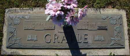 GRABLE, JAMES E. - Faulkner County, Arkansas | JAMES E. GRABLE - Arkansas Gravestone Photos