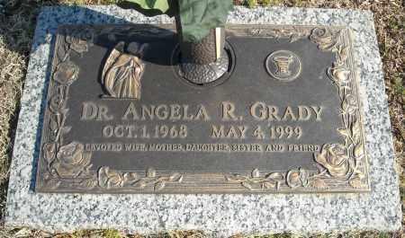 GRADY, DR., ANGELA R. - Faulkner County, Arkansas   ANGELA R. GRADY, DR. - Arkansas Gravestone Photos