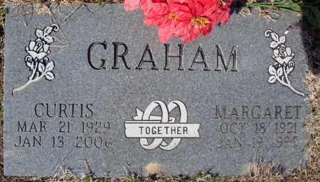 GRAHAM, MARGARET - Faulkner County, Arkansas | MARGARET GRAHAM - Arkansas Gravestone Photos