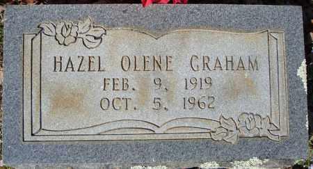 GRAHAM, HAZEL OLENE - Faulkner County, Arkansas | HAZEL OLENE GRAHAM - Arkansas Gravestone Photos