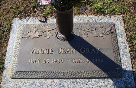 GRAY, ANNIE JEAN - Faulkner County, Arkansas | ANNIE JEAN GRAY - Arkansas Gravestone Photos