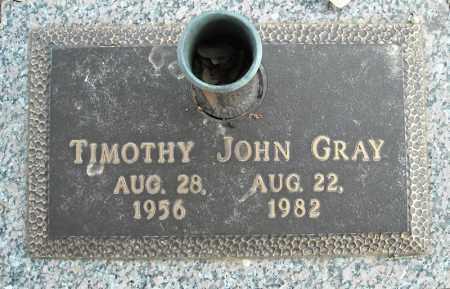 GRAY, TIMOTHY JOHN - Faulkner County, Arkansas   TIMOTHY JOHN GRAY - Arkansas Gravestone Photos