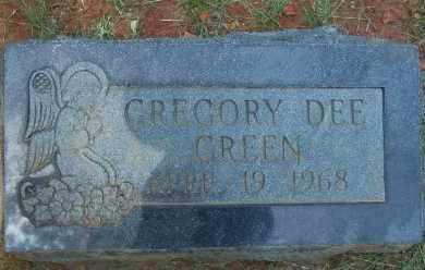 GREEN, GREGORY - Faulkner County, Arkansas | GREGORY GREEN - Arkansas Gravestone Photos