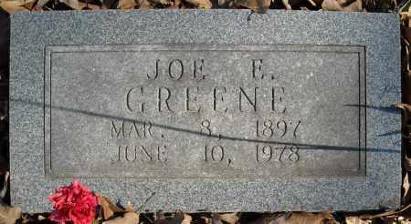 GREENE, JOE E. - Faulkner County, Arkansas | JOE E. GREENE - Arkansas Gravestone Photos