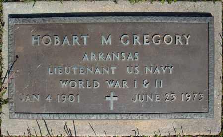 GREGORY (VETERAN 2 WARS), HOBART M - Faulkner County, Arkansas | HOBART M GREGORY (VETERAN 2 WARS) - Arkansas Gravestone Photos