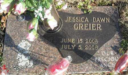 GREIER, JESSICA DAWN - Faulkner County, Arkansas | JESSICA DAWN GREIER - Arkansas Gravestone Photos
