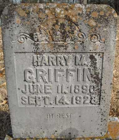 GRIFFIN, HARRY M. - Faulkner County, Arkansas | HARRY M. GRIFFIN - Arkansas Gravestone Photos
