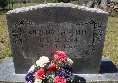 GRIFFITH, ARDENA - Faulkner County, Arkansas   ARDENA GRIFFITH - Arkansas Gravestone Photos