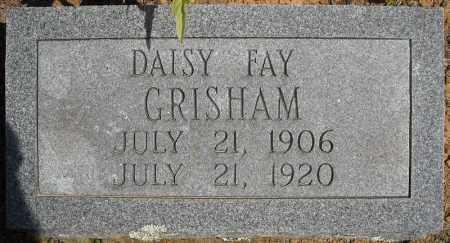 GRISHAM, DAISY FAY - Faulkner County, Arkansas   DAISY FAY GRISHAM - Arkansas Gravestone Photos