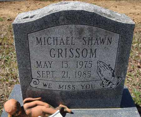 GRISSOM, MICHAEL SHAWN - Faulkner County, Arkansas | MICHAEL SHAWN GRISSOM - Arkansas Gravestone Photos