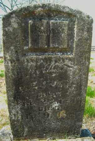 GUESS, R.E. - Faulkner County, Arkansas | R.E. GUESS - Arkansas Gravestone Photos