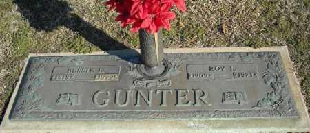 GUNTER, ROY L. - Faulkner County, Arkansas | ROY L. GUNTER - Arkansas Gravestone Photos