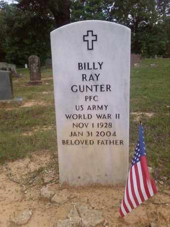 GUNTER (VETERAN WWII), BILLY RAY - Faulkner County, Arkansas | BILLY RAY GUNTER (VETERAN WWII) - Arkansas Gravestone Photos