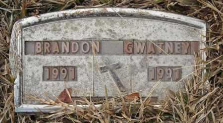 GWATNEY, BRANDON - Faulkner County, Arkansas | BRANDON GWATNEY - Arkansas Gravestone Photos