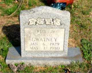 GWATNEY, JR., FRED - Faulkner County, Arkansas | FRED GWATNEY, JR. - Arkansas Gravestone Photos