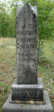 HACKLER, J.C. - Faulkner County, Arkansas   J.C. HACKLER - Arkansas Gravestone Photos