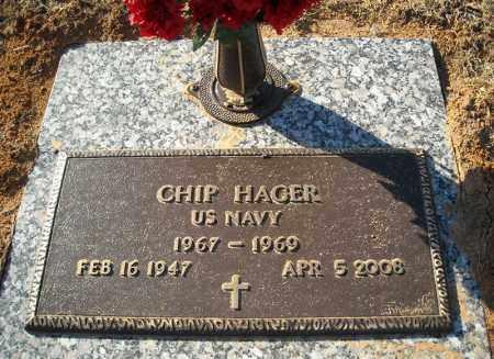 HAGER (VETERAN), CHIP - Faulkner County, Arkansas   CHIP HAGER (VETERAN) - Arkansas Gravestone Photos