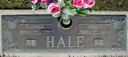 HALE, OTIS E. - Faulkner County, Arkansas | OTIS E. HALE - Arkansas Gravestone Photos
