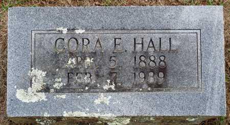HALL, CORA E. - Faulkner County, Arkansas | CORA E. HALL - Arkansas Gravestone Photos