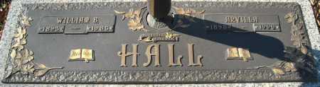 HALL, WILLIAM B. - Faulkner County, Arkansas | WILLIAM B. HALL - Arkansas Gravestone Photos