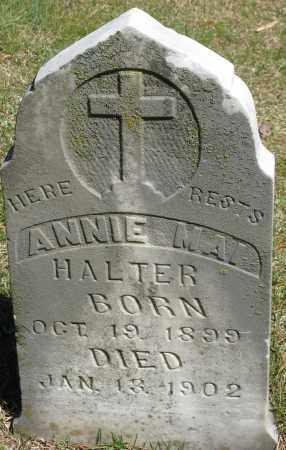 HALTER, ANNIE MAI - Faulkner County, Arkansas | ANNIE MAI HALTER - Arkansas Gravestone Photos