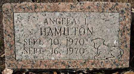 HAMILTON, ANGELA L. - Faulkner County, Arkansas | ANGELA L. HAMILTON - Arkansas Gravestone Photos