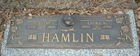 HAMLIN, LAURA Y. - Faulkner County, Arkansas | LAURA Y. HAMLIN - Arkansas Gravestone Photos