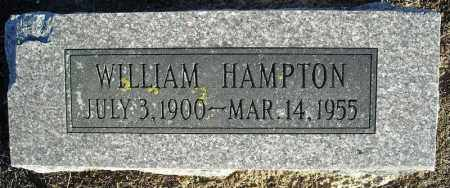 HAMPTON, WILLIAM - Faulkner County, Arkansas   WILLIAM HAMPTON - Arkansas Gravestone Photos