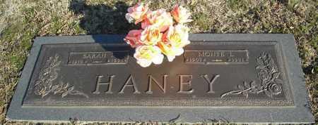 HANEY, MONTE L. - Faulkner County, Arkansas   MONTE L. HANEY - Arkansas Gravestone Photos