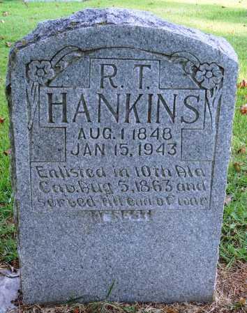 HANKINS  (VETERAN CSA), R. T. - Faulkner County, Arkansas | R. T. HANKINS  (VETERAN CSA) - Arkansas Gravestone Photos