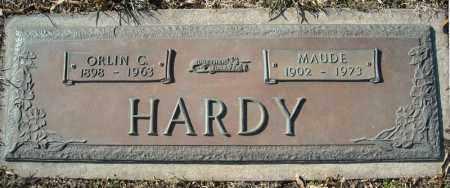HARDY, MAUDE - Faulkner County, Arkansas | MAUDE HARDY - Arkansas Gravestone Photos