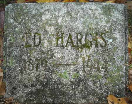 HARGIS, ED - Faulkner County, Arkansas | ED HARGIS - Arkansas Gravestone Photos