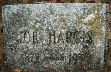 HARGIS, JOE - Faulkner County, Arkansas   JOE HARGIS - Arkansas Gravestone Photos