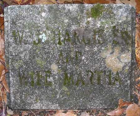 HARGIS, MARTHA - Faulkner County, Arkansas | MARTHA HARGIS - Arkansas Gravestone Photos